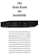 GRUNDIG CD 903 FINEARTS S1 Silver Crown CD Player mit Gewährleistung!
