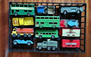 Matchbox Lesney Superfast group x 12 Fire Engine Wild Life Truck Bus MG REPAINTS