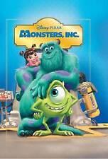 Disney Pixar Monsters, inc Story Book - New hardback book