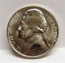 1965 BU Jefferson Nickel Pulled From OBWRoll