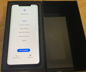 Huawei Mate 20 Pro LYA-L09 - 128 GB - Twilight (Unlocked) (Single SIM) + Accs