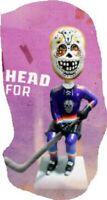 San Antonio Rampage Chimuelo Dia De Los Muerto Bobblehead Hockey SGA Sugar Skull