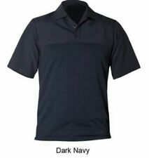 Blauer Dark Navy Short Sleeve Polyester Armorskin Base Shirt - XL - 8372 NEW