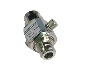 N Male To Female RF Coaxial Surge Protector Lightning Arrestor 0-2.7GHz