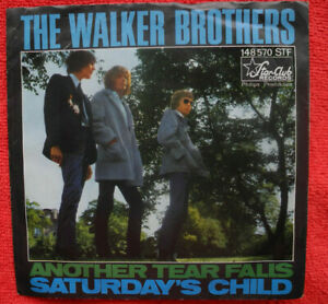 The Walker Brothers – Another Tear Falls // 7er - 1966 Star-Club