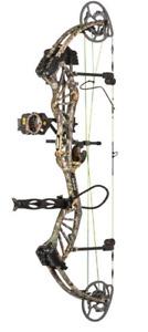 Bear Archery Approach HC RTH Compound Bow 60# RH Realtree Edge Camo