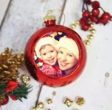 Personalizado De Navidad Árbol de Navidad Bolas