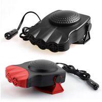12V 150W Car Vehicle Cooling Fan Hot Warm Heater Windscreen Demister Defroster
