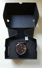 Puma Motorsport Unisex Oversize Black Dial Analogue Quartz Watch BNIB