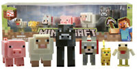 MINECRAFT CORE ANIMAL MOBS ACTION FIGURE 6-PACK BRAND NEW!