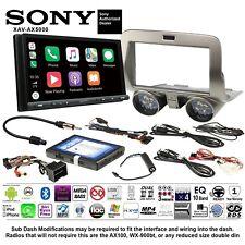 Sony XAV-AX5000 MultiMedia Radio Kit Bluetooth Android Auto Apple Carplay No CD