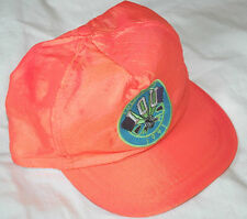 Vtg Neon IOU COLLECTION Hat SLIDEBACK Retro 80-90's BEACH Colorful RARE Baseball
