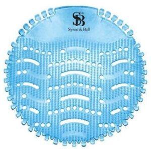 Urinal Screen Deodoriser Mat 30 Day Fresh Toilet Fragrance Choose Colour & Qty