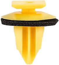Swordfish 60746 - Door Garnish Clip With Sealer for Toyota 76817-68010, 25 piece