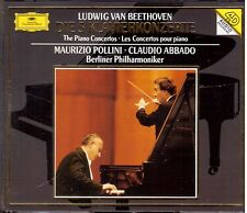 Beethoven: I 5 Concerts For Piano / OEM, Abbado, Berliner - CD