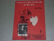 Cherry Lind: me enamoro con usted cada día Partituras