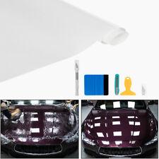 transparent Auto Folie PVC Aufkleber 300x30cm Selbstklebende Faserklebefolie