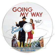 Going My Way (1944) Bing Crosby Comedy, Drama, Musical Movie / Film on DVD