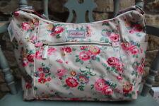 Cath Kidston Wells Rose Heywood Shoulder Bag Stone *BNWT*