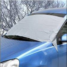 Car Windshield Snow Ice Frost Sun Cover Truck Protector Shield Pouch 6 magnets