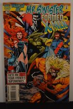 What If ...?  #74 (Marvel, 1995)  Mr Sinister formed the X-Men?