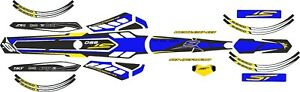 Sherco 2016 Trials Bike Factory Style Complete Decal Set For 2010 - 2015