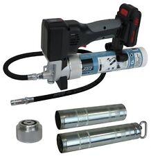 Akku-Fettpresse 18V Li-Ion für 500g u. 400g Kartuschen sowie Lube-Shuttle® Kartu