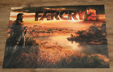 Farcry 2 Far Cry Poster Map 57x40cm