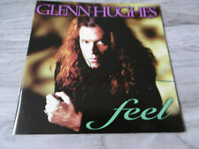 "Glenn Hughes ""Deep Purple"" Autogramm signed CD Booklet ""Feel"""