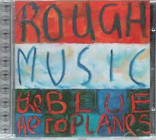 THE BLUE AEROPLANES - Rough Music - CD Album