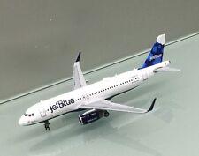 Gemini Jets 1/400 JetBlue Airbus A320 Sharklets N834Jb die cast metal miniature