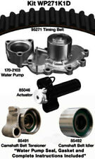 Engine Timing Belt Kit with Water Pump-RWD, Auto Trans Dayco WP271K1D