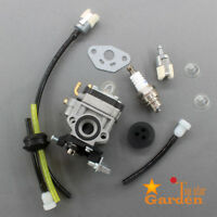 Carburetor For TANAKA TBC-2510 TBC 2510 GRASS TRIMMER Rep # 4554728090 Fuel Line