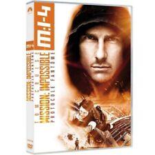 "DVD ""Mission: Imposible - Protocolo Fantasma ""Tom Cruise Nuevo en Blíster"