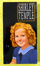 Shirley Temple Scrapbook ~ New VHS Movie ~ Rare Sealed Video