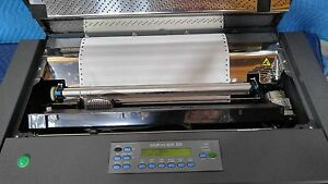 IBM InfoPrint 4247-Z03 Large Format Printer w/ethernet