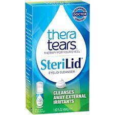 TheraTears SteriLid Eyelid Cleanser 1.62 fl oz