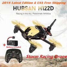 Hubsan X4 STORM H122D FPV Micro Racing Drone APP Quadcopter 720P HD Camera RTF