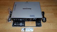PANASONIC PT-F 300 Ntea Hdmi A Dvi Full Hd 1080p 4000 Lúmenes Proyector HDTV, datos