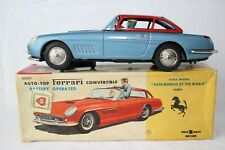 Bandai Battery Operated 1960's Ferrari Super America with Sliding Roof, Boxed