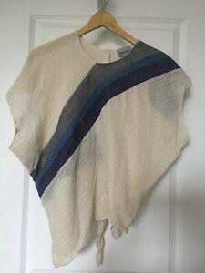 Rachel Comey Silk Cotton Mora Blouse 8
