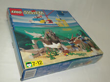 Lego 6558 Shark Cage Cove komplett Neu in OVP