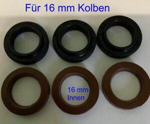 Pumpendichtsatz für Kärcher K 570 und Kärcher K 595 (Nur für 16 mm Kolben)