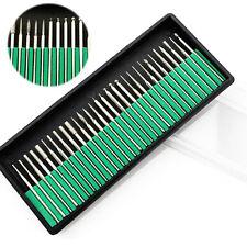 Kit 30Pcs Embouts de Ponceuse Electrique Ongle Manucure Pédicure Nail Drill Bits