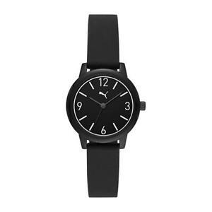 Orologio Donna PUMA 1 P6003 Silicone Nero Sportivo Colorato NEW
