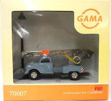 Trix 70007 | Gama Leiterwagen mit Gaslaterne | 1:24 | NEU