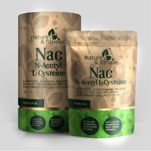 Nac N Acetyl  Cystéine 1200mg Acide Aminé Capsules - Antioxydant Supports