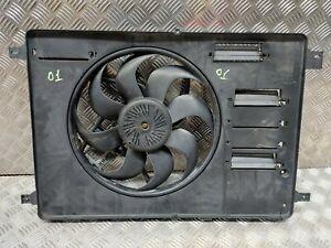 2008 FORD S-MAX MK1 2.0 TDCI DIESEL MANUAL RADIATOR COOLING FAN 6G91-8C607PC