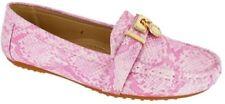 Zapatos planos de mujer sin marca color principal rosa de piel