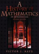 A History of Mathematics: An Introduction (2nd Edition), Katz, Victor J., Good C
